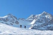Scialpinismo a Canazei