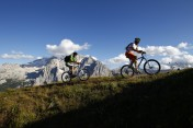 Val di Fassa in Mountain Bike