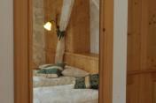 Detail de la chambre